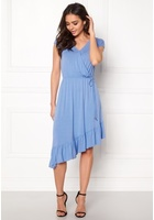 Vero Moda Gloria Capsleeve Dress Vista Blue Xs