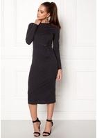 Cheap Monday Late Glitter Dress Black L