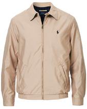 Polo Ralph Lauren Bi-swing Windbreaker Khaki