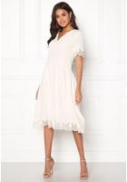 Object Emmy S/s Dress Gardenia 38