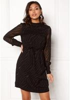 Object Gabrielle L/s Dress Black 42