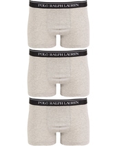 Polo Ralph Lauren 3-pack Trunk Andover Heather Grey