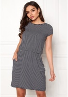 Object Stephanie S/s Dress Mood Indigo S