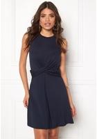 Vila Munik S/l Dress Total Eclipse Xl