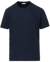 Filippa K Single Jersey Regular Tee Navy