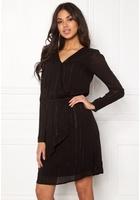 Ichi Caroli Dress Black Xl