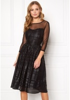 Soaked In Luxury Vogue Dress Black S