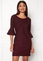 Object Tamia 3/4 Dress Winetasting Xl