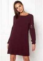 Object Unique L/s Dress Winetasting 34