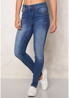 Object Skinny Sally 205 Jeans Medium Blue Denim 25/32