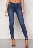 Cheap Monday Mid Spray Jeans Mid Blue W28/29