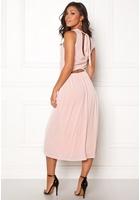 Object Dede S/l Long Dress Hushed Violet Xs