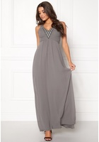 Sisters Point Galant-1 Dress Grey M