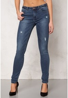 Only Ultimate Skinny Jeans Medium Blue Denim 25/32