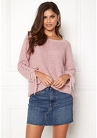Only Noleta L/s Lace Pullover Blush Xs