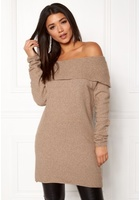 Only Celia L/s Long Pullover Indian Tan Xs