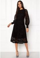 Stylein Grace Dress Black Xs