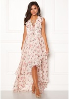 Y.a.s Most S/l Maxi Dress Star White S