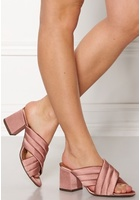 Billi Bi Satin Sandals Old Rose 38