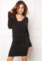 Vila Several L/s Dress Black Xs