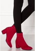 Billi Bi Red Suede Boots Red 37