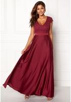 Chiara Forthi Princess Gown Bordeaux Xs (eu32/34)