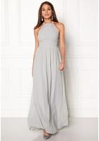 Make Way Cora Maxi Dress Light Grey 38