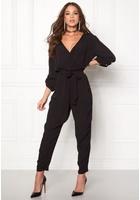 Bubbleroom Hailie Jumpsuit Black 38