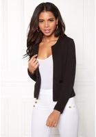Vero Moda Mia Structure Short Blazer Black Xs
