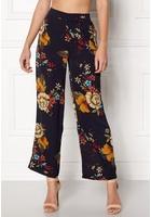 Jacqueline De Yong Sofi Wide Pant Navy Blazer 36