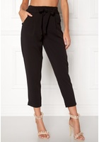 Only Becky Belt Ankle Pant Black S/32