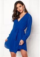 Sisters Point Gerdo Dress 435 Mid.blue/royal Xs