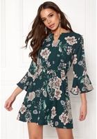 Sisters Point Glans-5 Top Pine Green/flower Xl
