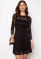 Vero Moda Celeb Lace Short Dress Black L