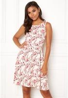 Ichi Kate Print Dress 10132 Pristine Print M