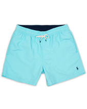 Polo Ralph Lauren Traveler Boxer Swimshorts Hammond Blue