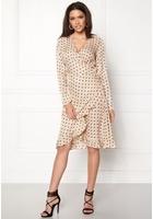 Vila Soap L/s Dress Sandshell S