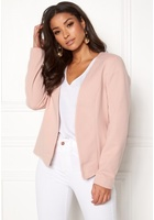 Only Anna Short Blazer Rose Smoke 40