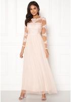Vila Georgious Maxi Dress Peach Blush 38