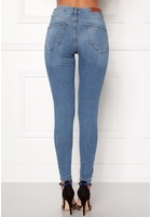 Vero Moda Sophia Hw Skinny Jeans Light Blue Denim S/32