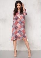 Object Abigail 3/4 Dress Emberglow 34