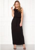 Object May Caroline Long Dress Black M