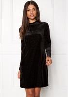 Object Zobia L/s Dress Black Xl