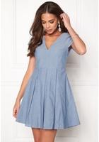 Stylein Jabir Dress Denim Sininen S