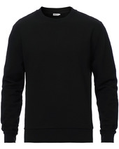 Filippa K Gustaf Cotton Sweatshirt Black