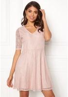Vila Frej 2/4 Short Dress Peach Blush S
