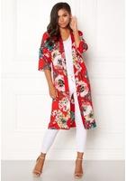 Only Kateherine Kimono Flame Scarlet 36