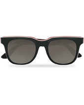 Ray-ban Rb4368 3-layered Sunglasses Black/white/red