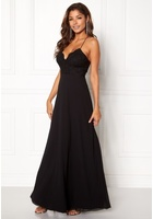 Chiara Forthi Kylee Maxi Dress Black 38