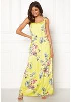 Vila Tetri Maxi Dress Yellow Iris 34